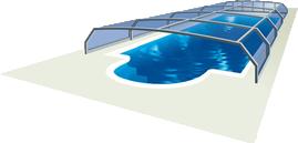 riviera baseino uždengimas
