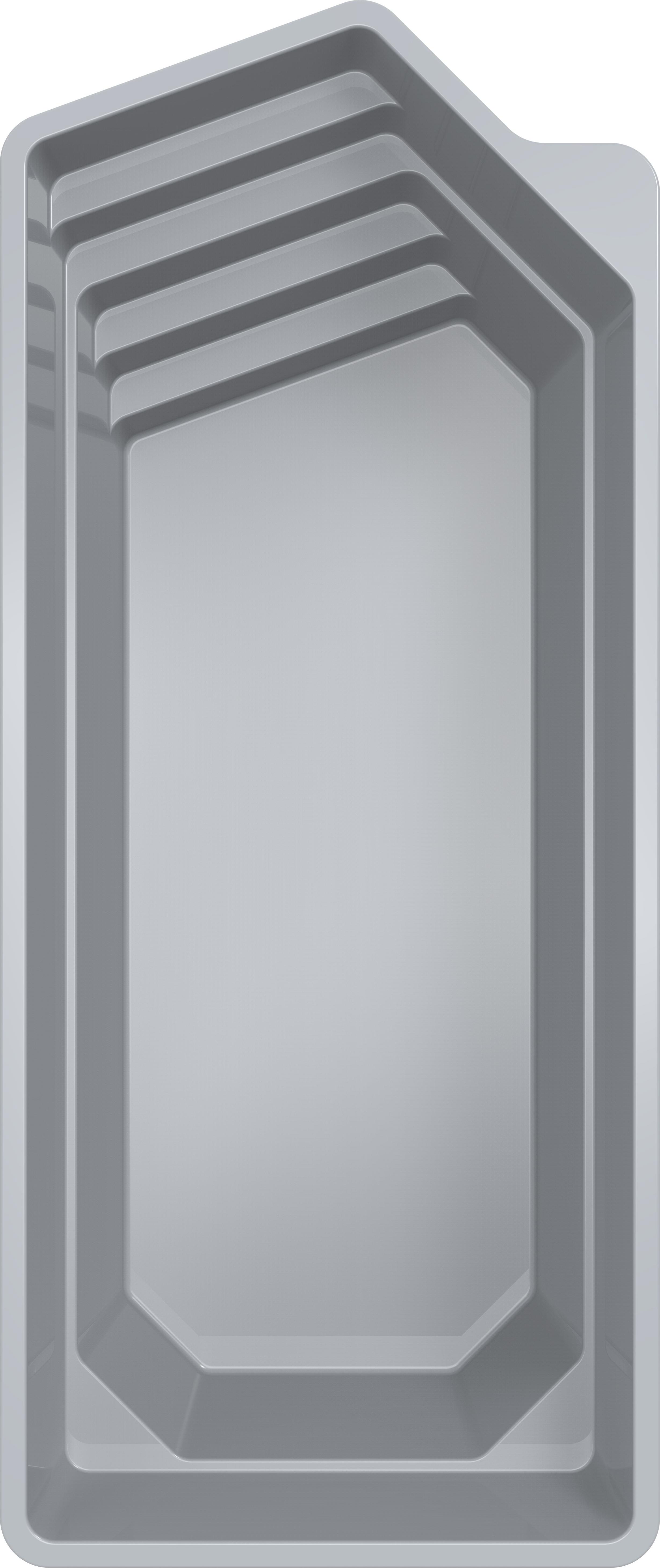 Stiklo pluošto baseinas Gravity