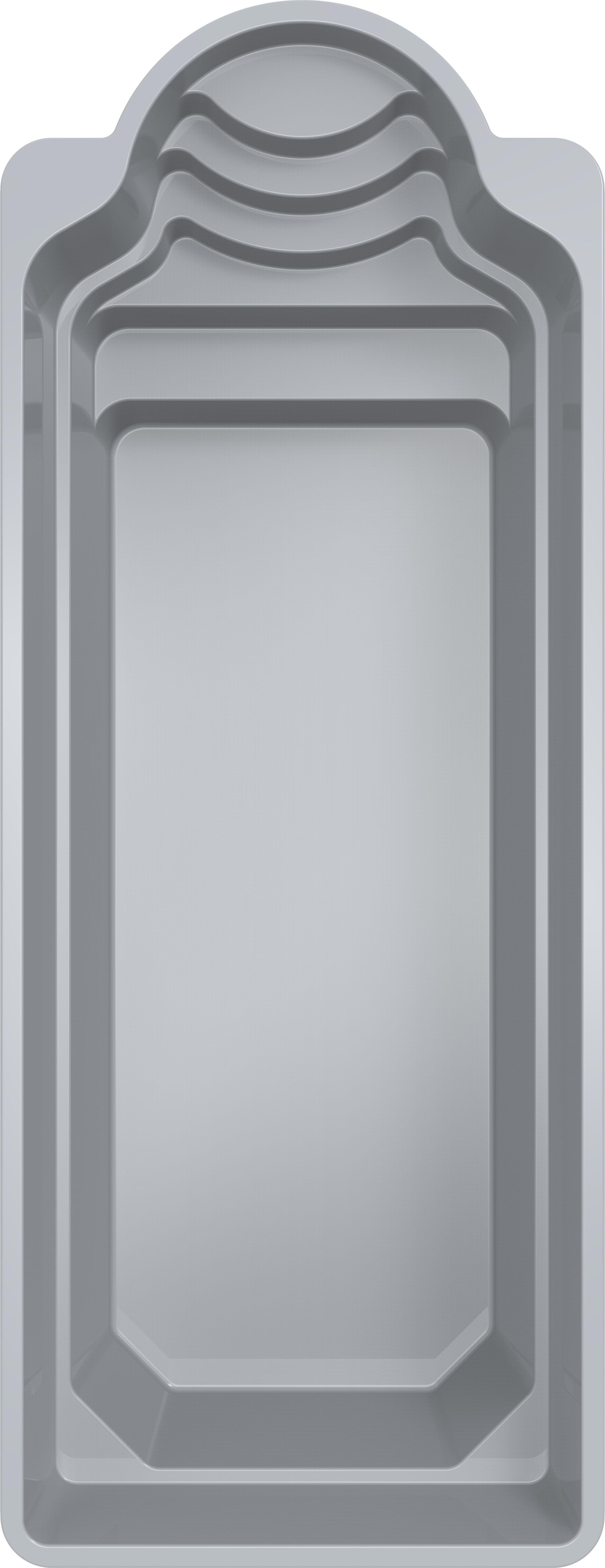 Stiklo pluošto baseinas Halo 9
