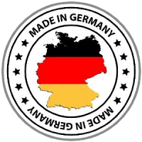 Made-In-Germany-Silver-Badge