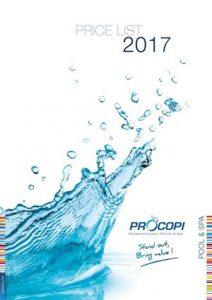 Procopi prekių katalogas 2017