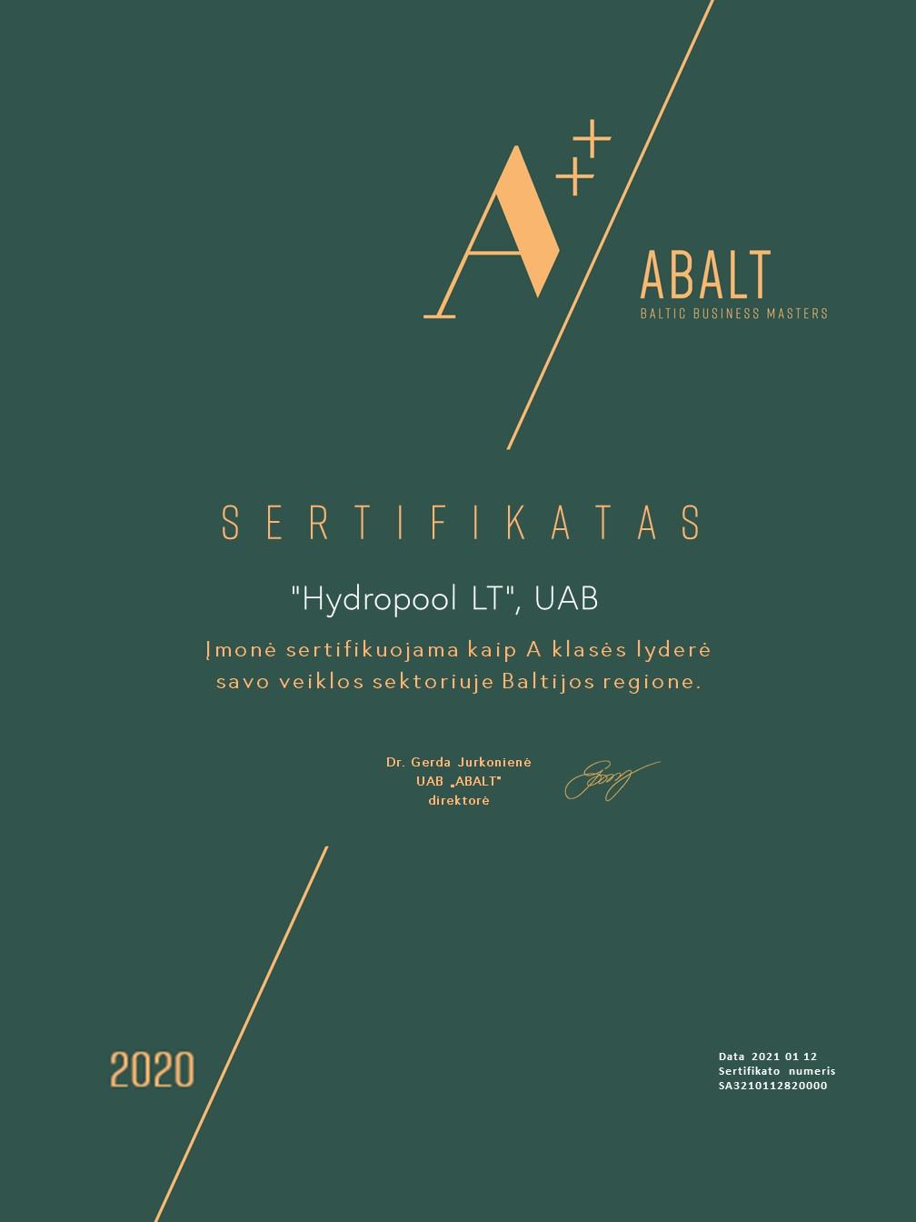 Abalt_Sertifikatas