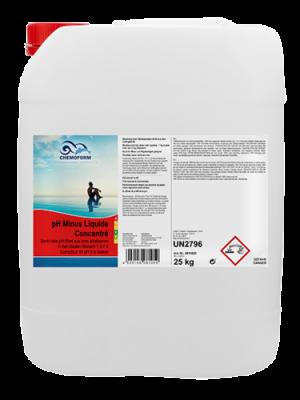 chemikalai pH minus