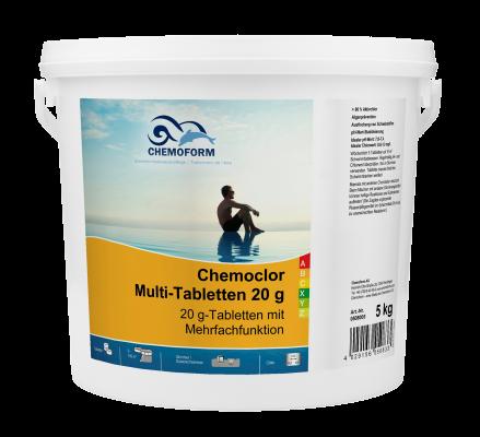 Chemochlor multi tabletten 20g